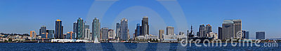 San Diego Panoramic