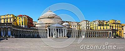 San Francesco Paola , Italy, Naples