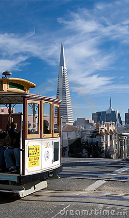 Free San Francisco Cablecar Royalty Free Stock Photo - 2303105