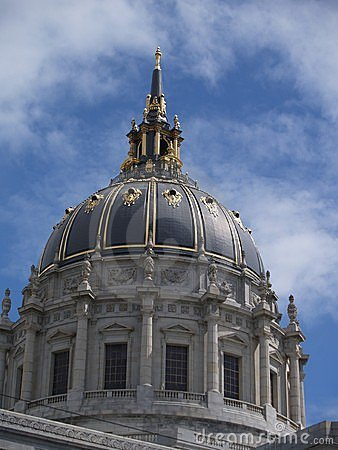 San Francisco City Hall Dome