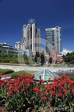 Free San Francisco City View Stock Image - 14406901