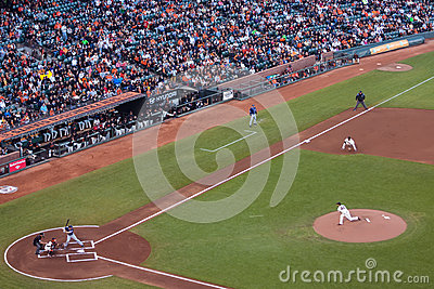 San Francisco Giants Editorial Image