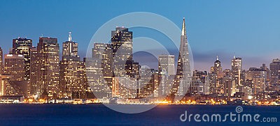 San Francisco la nuit