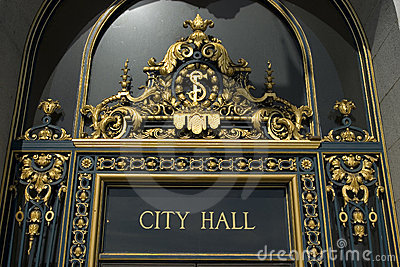 San Francisco s City Hall Sign