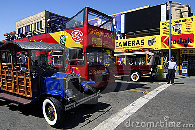 San Francisco Tourism Editorial Photo