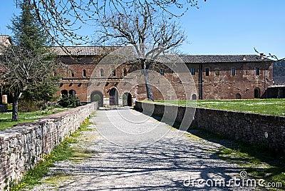 San Galgano Abbey