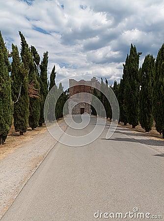 San Galgano Abbey Tuscany, Italy