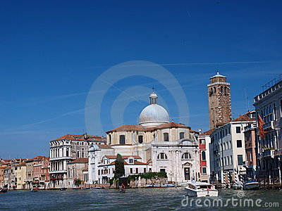 San Geremia, Venice, Italy Editorial Stock Image