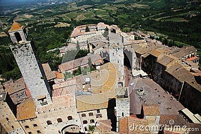 San. Gimignano