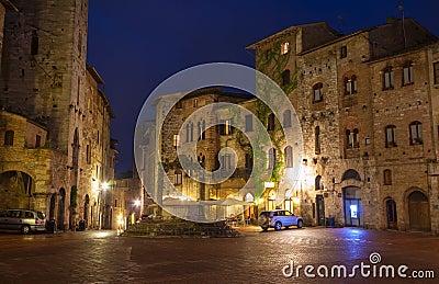 San Gimignano , Italy, Europe, Tuscany