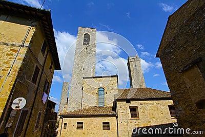 San Gimignano s Medieval Towers
