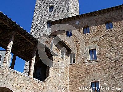 San Gimignano - Town hall