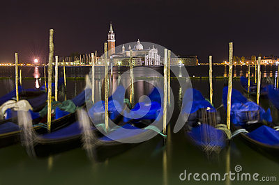 San giorgio maggiore by night