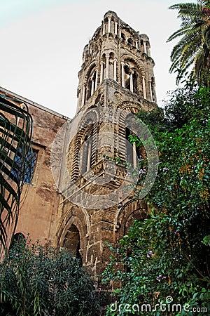 San Giovanni degli Eremiti Sicily Italy