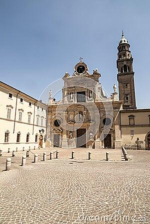 San Giovanni Evangelista w Parma