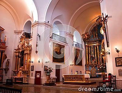 San Ignacio Church Buenos Aires