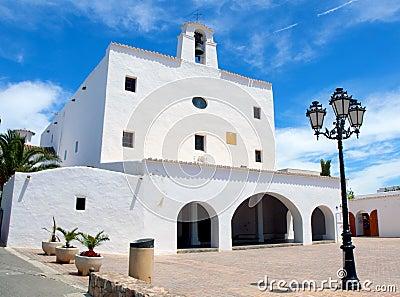 San Jose church in Ibiza