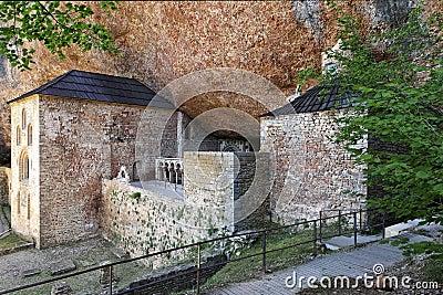 San Juan de la Pena Monastery near Huesca