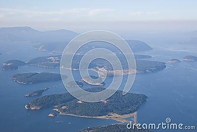 San Juan Islands Puget Sound