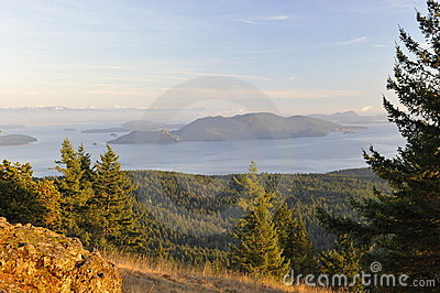 San Juan Islands, Washington, USA