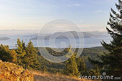 San Juan Islands, Washington, USA