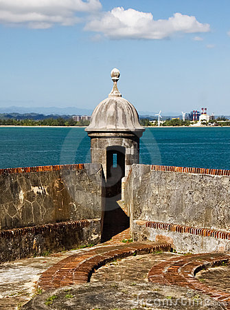 San Juan - Old and New Meet