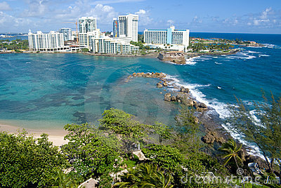 San Juan Puerto Rico (Ariel)
