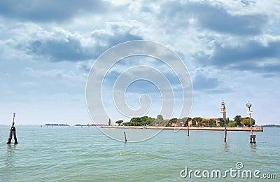 San Lazzaro degli Armeni island in Venice