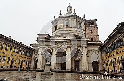 San Lorenzo Basilica Milan