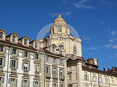 San Lorenzo church, Turin