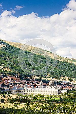 Free San Lorenzo Del Escorial Royalty Free Stock Photo - 11007485