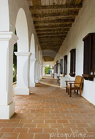 Free San Luis Rey Mission Stock Photo - 1987330