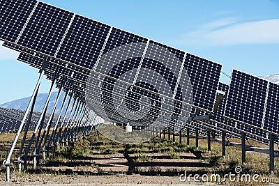 San Luis Valley Solar Energy