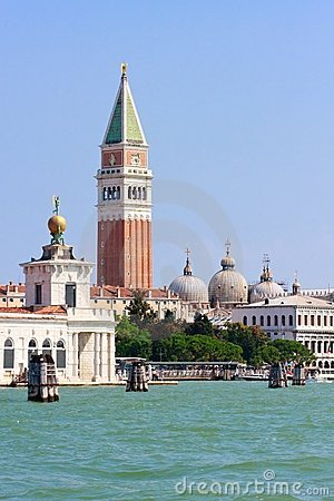 San Marco and Campanile