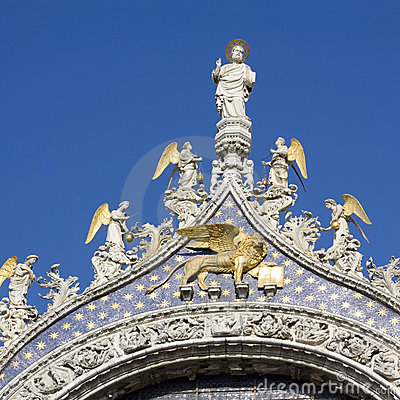 Free San Marco In Venice Stock Photography - 13803382