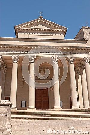 San Marino Basilica