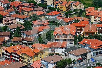 San-Marino. Italy.