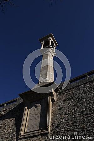 San Marino Obelisk
