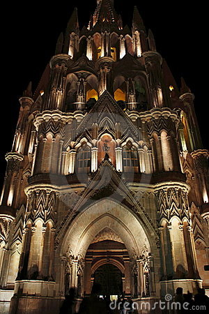 San miguel cathedral I
