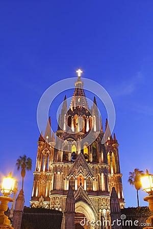 San miguel cathedral II