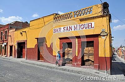 San Miguel de Allende Editorial Stock Image