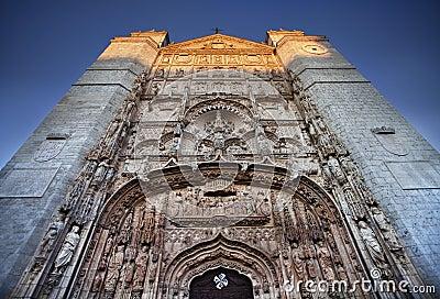 San Pablo church, Valladolid