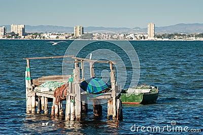 San Pedro bay