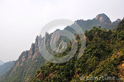 San-Qing-San Mountain