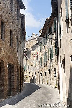 San Quirico d Orcia (Tuscany)