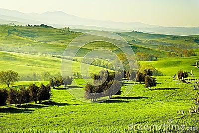 San Quirico´Orcia , Tuscany, Italy