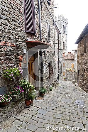 Free San Quirico (Svizzera Pesciatina, Tuscany) Stock Photo - 21124060