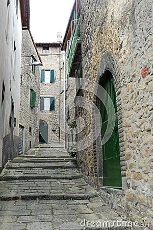 Free San Quirico (Svizzera Pesciatina, Tuscany) Stock Image - 21124071