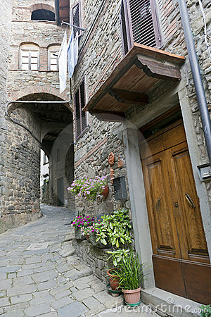 Free San Quirico (Svizzera Pesciatina, Tuscany) Stock Photos - 21334863