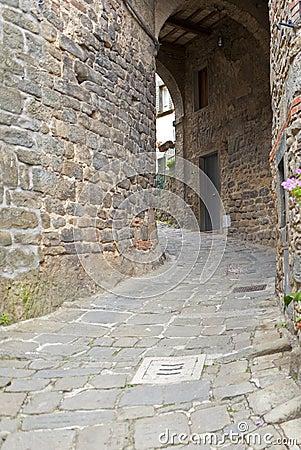 Free San Quirico (Svizzera Pesciatina, Tuscany) Royalty Free Stock Photo - 21395125